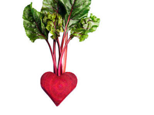beetroot-heart